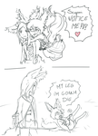 Blade and Soul doodle derp by Cessalina