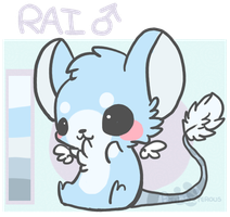 :Rai Reference Sheet: by PrePAWSterous