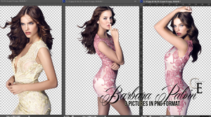 Barbara Palvin PNG Pack by Marysse93