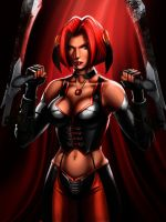 Bloodrayne by legendarysoulII