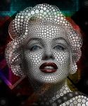 Marilyn Monroe - Ben Heine - Art without a brushFx by AdamF-X29