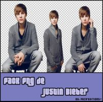 Pedido de Pack PNG Justin Bieber by Mica-Editions