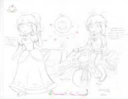 MK8 Flora Concept by The-Awesome-Blossom