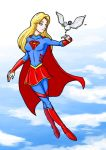 Day 8 - Supergirl by Xyrten