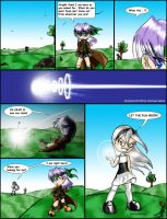 Mich vs Bell - Pg1 by GhostHead-Nebula