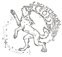Lycanthrope - shirt design by Deathcomes4u