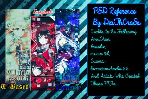 1st PSD Reference Pack By DeaThCroSs by iDeaThCroSs