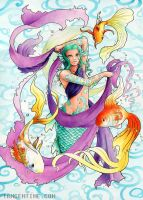 Mermaiden by firedaemon