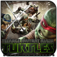 TMNT - Out of the Shadows by griddark