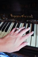 Ring on Keys by SublimeBudd