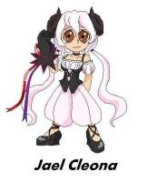 Jael cleona by peridive78