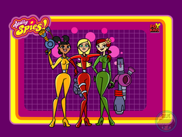 Totally Spies! by Mother-of-Trolls