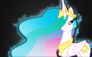 Celestia | Wallpaper by arkkukakku112