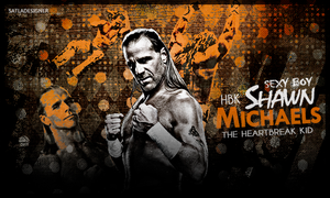 Shawn Michaels Signature by SatlaDesigner