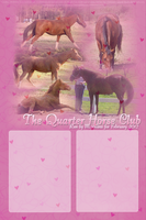 Love Is In the Air - Quarter Horse Club layout by letrainfalldown