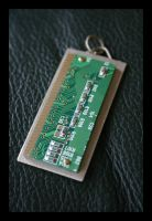 Circuit pendant by forgedirony