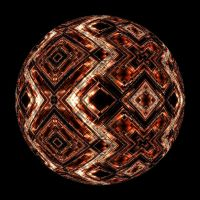 HEAT GENERATING FRACTAL SPHERE by Voyager-I