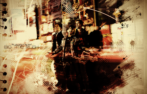 Big Time Rush Wallpaper NYC by xMegalynx