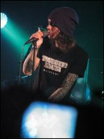 Double Shot - Ville Valo by laether-mad