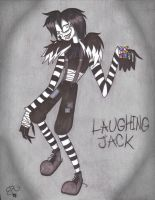 Laughing Jack by Piddies0709