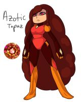Azotic Topaz by Chibi-Works
