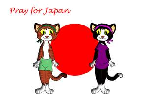 Pray for Japan by MrBig2