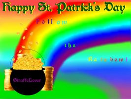St. Patrick's Day by tropical395