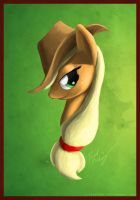 Simply Applejack by bigponymac