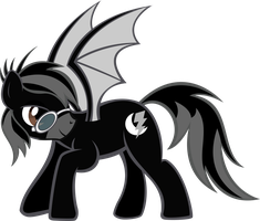 Shadow (OC Gift) by TheShadowStone