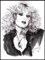 Nancy Spungen by deathwish85