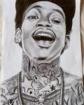 Wiz Khalifa by Mayalys