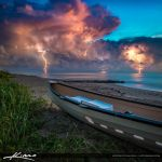 Lightning-Storm-Lifeguard-Boat-Palm-Beach-Island by CaptainKimo