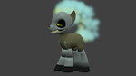 Vicier the Decomposing 3D Model -WIP- by Acyrotin