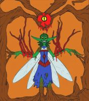 Swamp Fairy Quickie by GrymmBadger