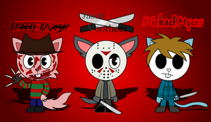 HTF- My Top 3 Favorite Killers by Elica1994