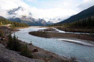 Canada - Icefields Parkway VI by puppeteerHH