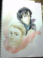 SHERLOCK by Takemitu