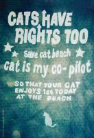 cats have rights too by lubalubumba