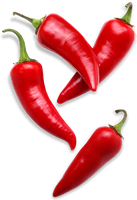 Chilli Peppers stock by DoloresMinette