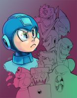 Ready for Wily's Revenge by P-RO