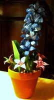 Origami Flowers for sale 1 :OPEN: by TheDragonsDomain