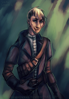 Dishonored OC: Silas Sawyer by Korrenraa