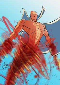 Red Tornado by More979