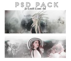 PSD PACK by CamiiiM