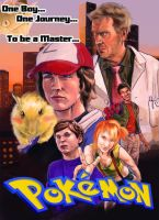 Live Action Pokemon by AudreyGreenhalgh