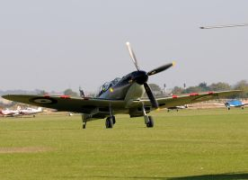 Spitfire 2 seater MkIX by pma27