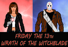 Friday the 13th - Wrath of the Witchblade by AngelGhidorah