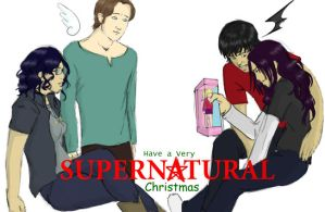 Christmas Banner '09 by semper-maria