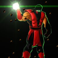 Ermac Lives by Philosoraptus