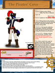 Raise the Anchor! - Group Application by SilverWingInk